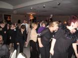Doing the Electric Slide! (Photo courtesy of Connie Straube)